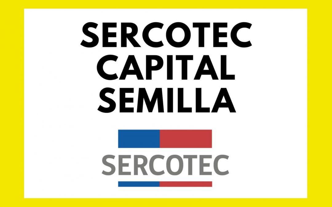 Sercotec Capital Semilla 2021